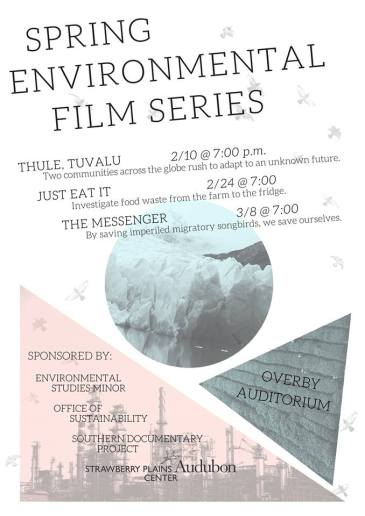 spring environmental film series