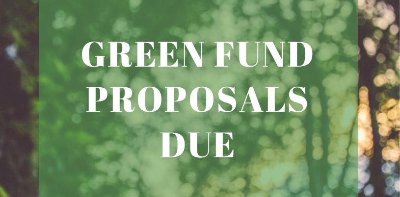 Green Fund Proposals University of Mississippi Office of Sustainability redgreenandblueblog