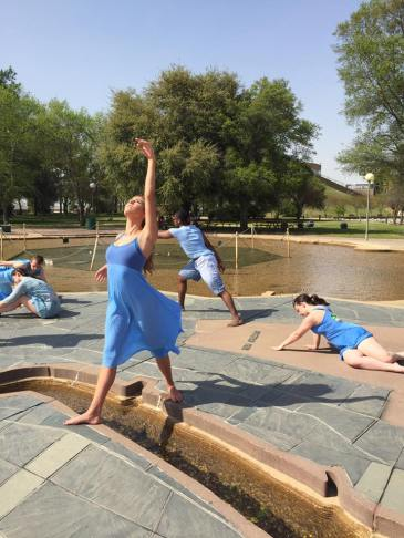 River Dance Mississippi Dance Company University Ole Miss Office of Sustainability